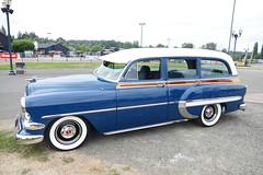1954 Chevrolet Tin Woody (bballchico) Tags: 1954 chevrolet tinwoody stationwagon goodguys monaguldemond woody carshow isaacguldemond