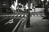 2200/1741 (june1777) Tags: snap street seoul night light leica m6 cosina voigtlander nokton 50mm f11 lucky 100 pushed 2 bw bokeh dof