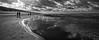 X-mas on the beach (Bu-itengewoon) Tags: noordwijk netherlands beach clouds blackwhite sea