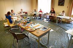 Styrian Summer Art 2017 Fotos by Chri Strassegger (1) (Styrian Summer Art) Tags: juli17iv styriansummerart siebdruck acrylmalerei kunstkurse kunstworkshop kunst kunstseminar naturparkpöllauertal