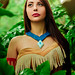 Pocahontas   WALT DISNEY cos Aline