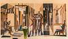 Staats Oper Tour Intermission Hall Mosaic (fotofrysk) Tags: marblemosaicmodern additiongustav mahler hall viennastaatsoper viennastateoperahouse detail architecture building easterneuropetrip vienna austria wien oesterreich sigmaex1020mmf456dchs nikond7100 201709265909