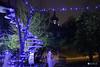 IMG_1690 (auréliemaupilé) Tags: illuminations noel jardinpublic fougères bretagne église lumière escaliers