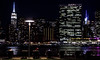 Skyline (López Pablo) Tags: skyline lamp river hudson new york manhattan nikon d7200 urban