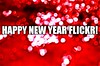 Happy New Year Flickr! (Dee Gee fifteen) Tags: happynewyear greeting holiday bokeh red