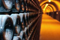 bon réveillon (pontfire) Tags: champagne marne cave france bouteille vin