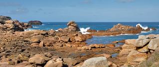 Perros-Guirec - Oceanside