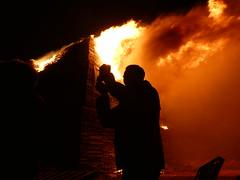Bonfire Duindorp (Frans Schmit) Tags: bonfire vreugdevuur duindorp fransschmit newyear nieuwjaar happynewyear gelukkignieuwjaar