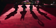 Xmas squad (smooth.bokeh) Tags: batman christmas lego jouet toys zeiss zeiss28mmf2cy contax share