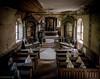 Verici / Die Gläubigen (boehmischedoerfer) Tags: kirche gespenster ghosts lukova kostel church czechrepublic cesko plzeňskýkraj urbex abandoned