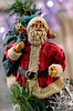 51 Festive (manxmaid2000) Tags: christmas santa figure claus father red beard toy bell decoration novelty tree sack noel xmas tradition