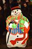 Snowman (earthdog) Tags: 2018 nikon d5600 nikond5600 18300mmf3563 santaclara lowlight christmas decoration snowman