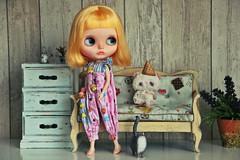 Florrie <3 (.Iuliania.) Tags: playfulraindrop blythe custom customblythe