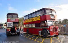 DSC_9667w (Sou'wester) Tags: bus buses publictransport psv preserved preservation vintage veteran historic rally runningday coms oxford parkway museum