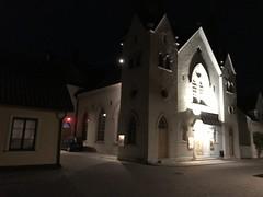 DLG-Gotland 3-14 (greger.ravik) Tags: visby medeltidsveckan medeltid middle ages medieval dlg kyrka church night