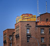 Wong Gee (Noland Voide) Tags: idaho hotel chinese restaurant eat yellow red blue old motel idahofalls usa