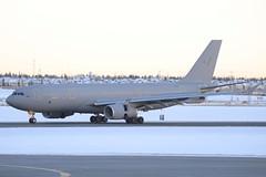ZZ343 A332 RRR (djrxxs) Tags: cyycyyccalgary raf airbusa330200 mrtt voyagerkc2 ascot