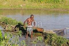 7D9_1132-2 (bandashing) Tags: village rural drain land water fish flood monsoon green sylhet manchester england bangladesh bandashing aoa socialdocumentary akhtarowaisahmed