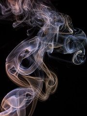 Crazy smoke (tosch_fotografie) Tags: art abstract crazy colors smoke dark black orange blue magenta rolls curves studio dynamic forms foam lightning flash kunst abstrakt farben rauch dunkel schwarz bunt blau rollen kurven dynamik formen blitz heimstudio olympus penf 60mm macro makro f28