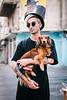 Florentine, Tel Aviv (ISRAELI STREET FASHION shot by Shay Segev) Tags: black streetfashion streetwear streetstyle style street shaysegev streetportrait sunglasses spontaneous israel fashion dog rabi tel aviv telaviv urban