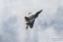 USAF F-22A 09-4180 (william.spruyt) Tags: f22 f22a fighter jet plane aircraft military usaf usa america riat uk fairford