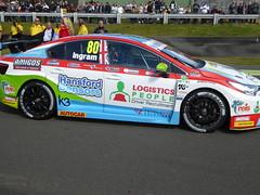 Tom Ingram (Speedworks Motorsport) (Steelywwfc) Tags: british touring car championship knockhill racing circuit tom ingram speedworks motorsport toyota avensis