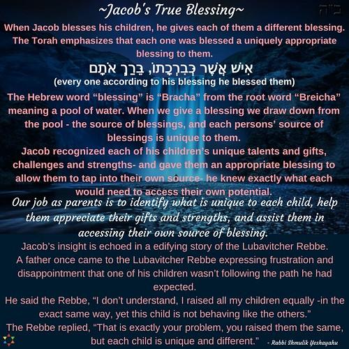 _Jacob's True Blessing_