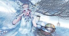winter wonderland. (亗. к ᴀ ɴ ᴀ . 亗 (I'm Japanese)) Tags: secondlife sl ss snapshot secondlifefashion secondlifeblog secondlifefurniture fashion fashionblog furniture fantasy events event gacha lootbox okinawawinterfestival2017 naminoke artery moremore andika s0ng anc studioskye littlebranch japan deco decoration セカンドライフ セカンドライフブログ セカンドライフファッション セカンドライフ家具 家具 ガチャ イベント ファッション ファッションブログ ファンタジー 妖精