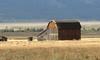 Thomas Murphy Barn (Larry Myhre) Tags: homestead mormonrow jacksonhole historic grandtetonnationalpark wyoming thomasmurphy barn