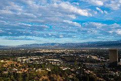 Valley Life (JustForSneaks Ent.) Tags: sanfernandovalley losangeles suburbs mountains clouds northhollywood studiocity burbank sunvalley pacoima freeway universalstudios