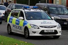 Merseyside Police Hyundai i30 Estate Dog Car (PFB-999) Tags: merseyside police hyundai i30 estate dog section car vehicle unit van wagon k9 lightbar grilles leds po12oab liverpool