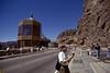 Hoover Dam - Kodachrome - 2001 (12) (Ron of the Desert) Tags: film slidefilm positivefilm reversalfilm kodachrome kodak dam hydroelectric hooverdam coloradoriver lakemead hydropower bureauofreclamation