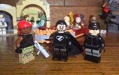 DC Figures 60: Super Villains (Raleigh2900) Tags: bloodsport graves mercy zod superman lego dc