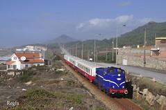 Moledo (REGFA251013) Tags: comboios de portugal ptgtravel tren 1413 coches viajeros linha do minho