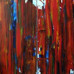 Urban jungle (Peter Wachtmeister) Tags: artinformel art modernart artbrut minimalart acrylicpaint abstract abstrakt surrealismus surrealism hanspeterwachtmeister