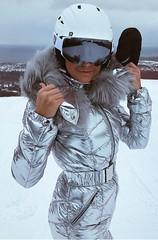 odri silver (skisuitguy) Tags: skisuit snowsuit ski snow suit skiing skifashion skiwear skibunny onepieceskisuit onepiecesuit onesie