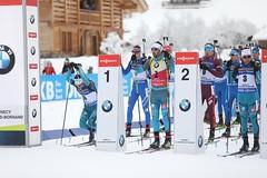 Samedi 16 Décembre - BMW IBU World Cup Annecy - Le Grand-Bornand