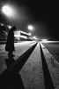 Mw B&W - DSC5742-9 2k (cleansurf2) Tags: mood monotone black background white bw leadinglines lines longexposure sony screensaver surreal night nightscape ilce7m2 a7ii a7m2 cape robe australia beach baths merewether newcastle coast dark