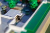 02 - Waiting to be picked up outside the NMAH daycare - afternoon light (wrtyler) Tags: lego architecture nationalmuseumofamericanhistory nmah nationalmall washingtondc micro microscale