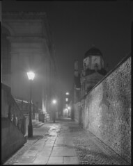 Senate House Passage (steve-jack) Tags: sinar p 90mm ilford delta 100 cambridge film large format 4x5 5x4 night epson v500 senate house passage