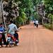 Road, Siem Reap province