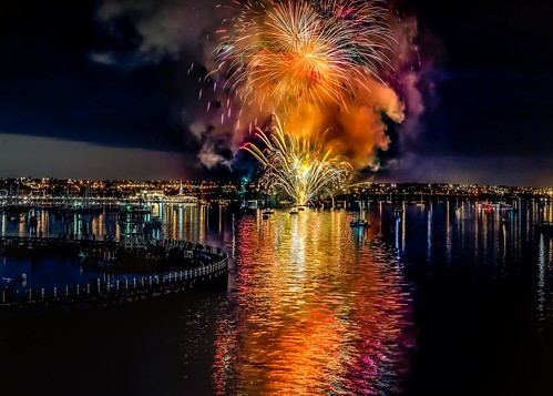 Geelong NYE Fireworks-11