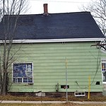 House of a Maple Leafs fan in Moncton, New Brunswick thumbnail
