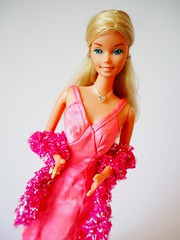 1977 Superstar Barbie Doll #9720 (The Barbie Room) Tags: 1977 superstar barbie doll 9720 1970s 70s pink glam dress glamorous original timeless classic