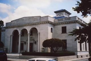Wilkes Barre -  Pennsylvania -  Angeline Elizabeth Kirby Memorial Health Center  - Historic