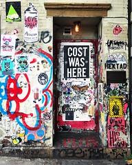 Jean-Michel Basquiat's Studio (1983 - 1988) NYC (Christian Montone) Tags: nyc manhattan newyork newyorkcity montone christianmontone city urban basquiat graffiti streetart jeanmicehlbasquiat sutdio urbanart eastvillage