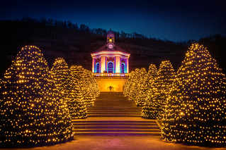 last lights of Christmas