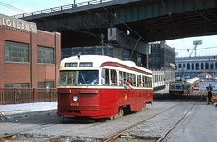 TORONTO 4037 (brossel 8260) Tags: canada tram pcc