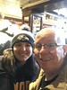 365 Year 9 Photo 145 - Larry and Danielle at Federal Bar in Annapolis Md - Christmas 2017 (litlesam1) Tags: larry danielle annapolis 365year9 christmas2017