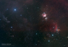 ORION & FRIENDS, Guangxi, China (songallery) Tags: astronomy astrophotography barnard33 barnardsloop d810a em11temma2m horseheadnebula ic430 ic431 ic432 ic434 ic435 ic2118 longexposure m42 m43 m78 milkyway mosaic nebula ngc1975 ngc1976 ngc1977 ngc1980 ngc1981 ngc1999 ngc2023 ngc2024 night orionnebula pixinsight rigel sky songallery stars wilsonlee witchheadnebula hezhou guangxi china chn deepskyobject